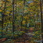 Artwork: Algonquin Path - SOLD