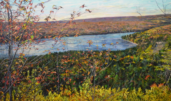 Artwork: Algonquin Vista - SOLD