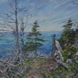 Artwork: Cliffside - SOLD