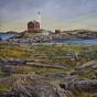 Artwork: Fisgard Foreshore SOLD