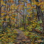 Artwork: Forest Splendour - SOLD