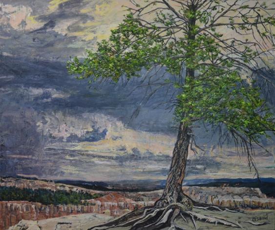 Artwork: Gathering Storm