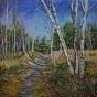 Artwork: Gillies Trail