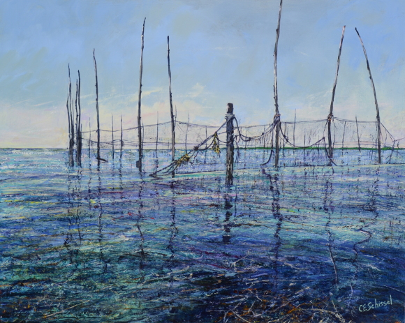 Artwork: Herring Weir