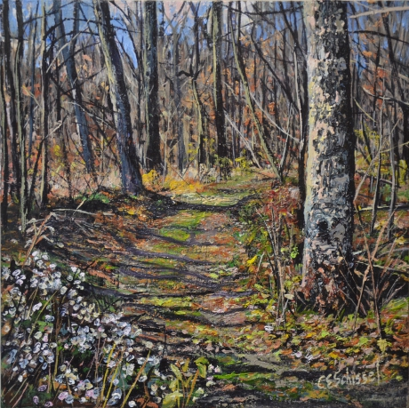 Artwork: Keogan Trail - SOLD