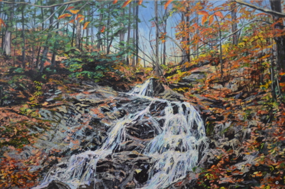 Artwork: Kingsmere Falls