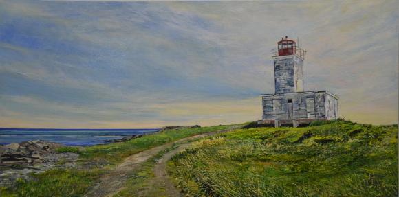 Artwork: Long Point Lighthouse