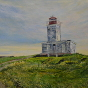 Artwork: Long Point Lighthouse