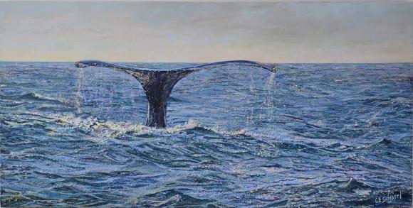 Artwork: Ocean's Rhythm - SOLD