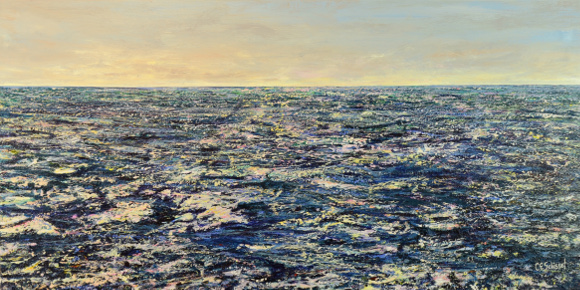 Artwork: Open Sea - SOLD