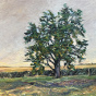 Artwork: Prairie Tree - SOLD
