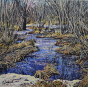 Artwork: Spring Melt - SOLD