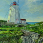 Artwork: Swallowtail Lighthouse