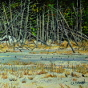 Artwork: Winter Wetlands - SOLD