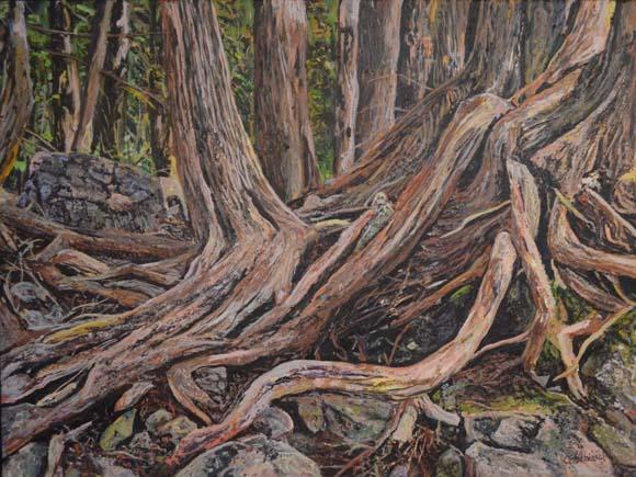 Artwork: Algonquin Roots