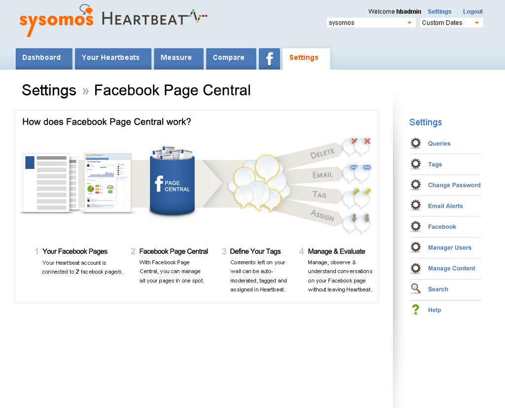 Sysomos Heartbeat
